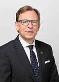 Designierter Bundesratspräsident Christian Buchmann, Foto: © Parlamentsdirektion/PHOTO SIMONIS