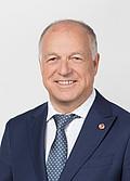 Designierter Bundesratspräsident Ingo Appé, Foto: © Parlamentsdirektion/PHOTO SIMONIS