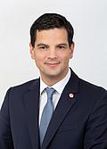 Nationalratsabgeordneter Hannes Amesbauer, Foto: © Parlamentsdirektion/PHOTO SIMONIS