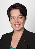 Bundesratspräsidentin Sonja Ledl-Rossmann, Foto: © Parlamentsdirektion/PHOTO SIMONIS