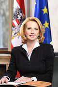 Nationalratspräsidentin Doris Bures, Foto: © Parlamentsdirektion/Johannes Zinner